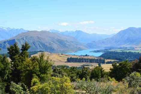 Wanaka in the South Island