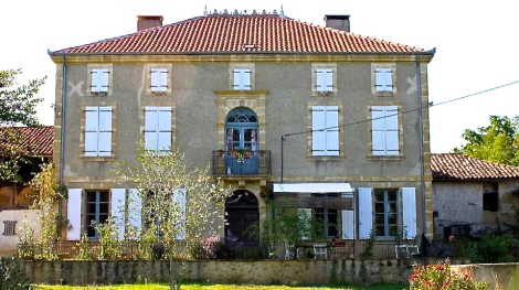 Our new home in France - Maison Bernis
