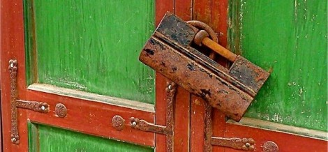 Traditional Korean lock