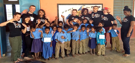 Volunteering in India has changed my perspective in so many ways!