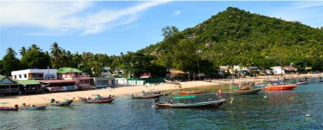 Koh Tao - my little island home