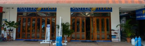 Master Divers - Dive Shop