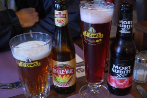 Belgian beer!
