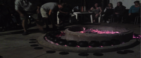 Our traditional braai