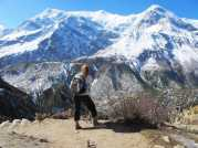 Hiking the Annapurnas in Nepal