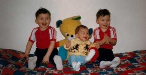 Us as boys