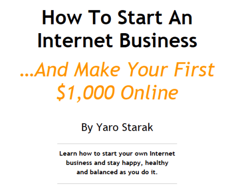 yaro start an internet business
