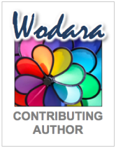 contributing author logo