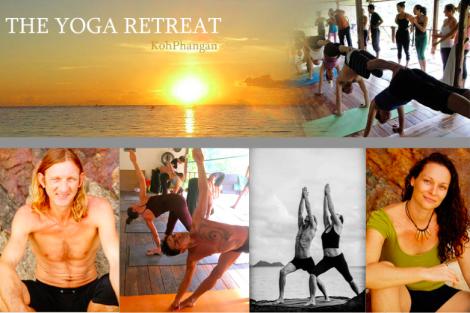 Our Yoga Retreat Centre:  Yoga Retreat Koh Phangan