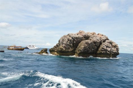 Sail Rock, Gulf of Thailand