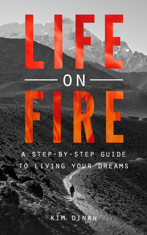 My book:  Life on Fire