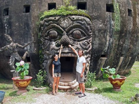 Silliness in Laos