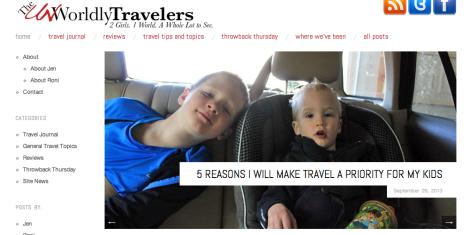 theunworldlytravelers.com